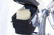 Rear Trunk with FREE small bag included ( quick release button )