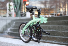 mini folding bike waterfall