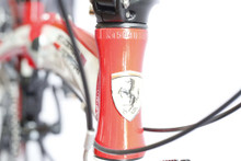 Ferrari Folding Bike Headtube