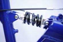 8FS: Full Suspension 8sp Folding Bike