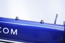8FS Blue water bottle braze-ons