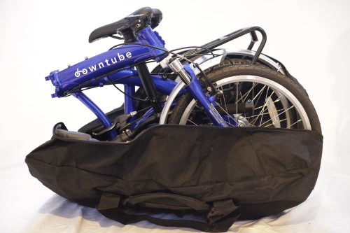 Folding Bike with bag