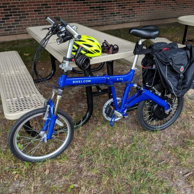 8Fs ebike conversion