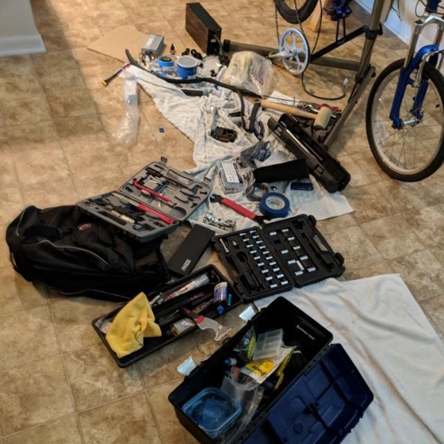e bike conversion tools