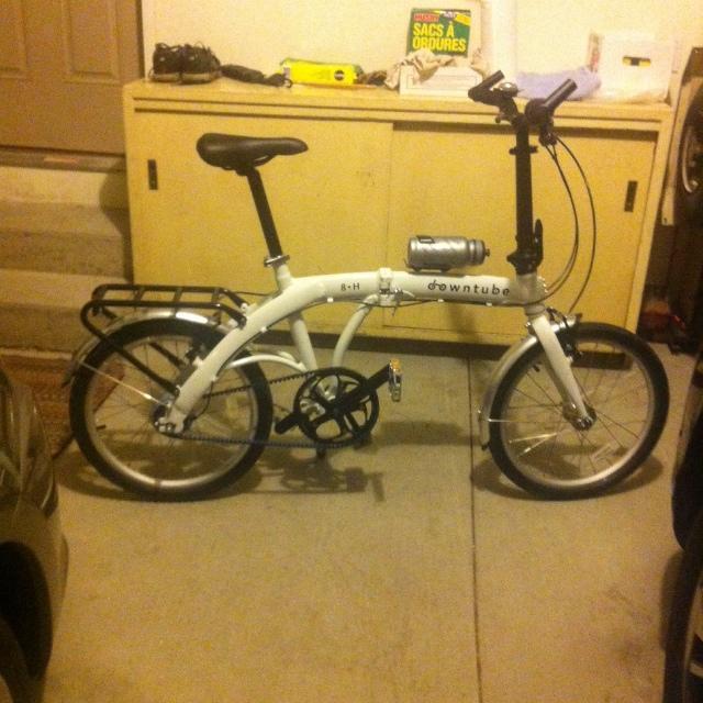 8H folding bike