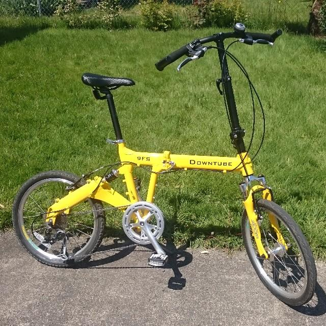 9Fs folding bike