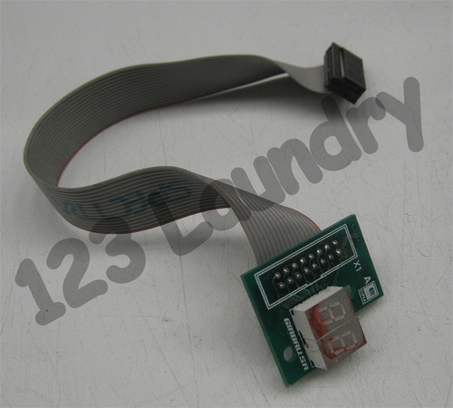 Continental Girbau Front Load Washer display with cable (wire) 304279