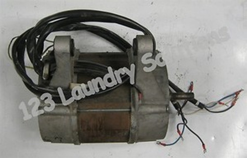 Unimac Front Load Washer 18lb Motor 3PH 220V Type  CV 112 E/2-18-2T