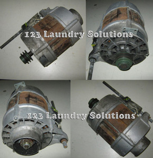 Front Load Washer Motor 1PH 220V/60H Primus Used