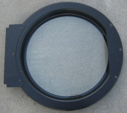 ADC Dryer Complete Black Door Assembly 881150