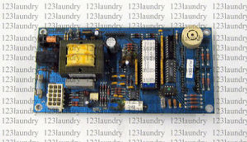 ADC Dryer Phase 5 Coin CPU Board #137213