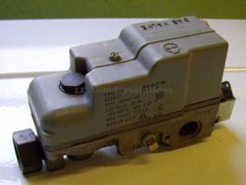 * Dryer gas valve 120v Huebsch, 430894