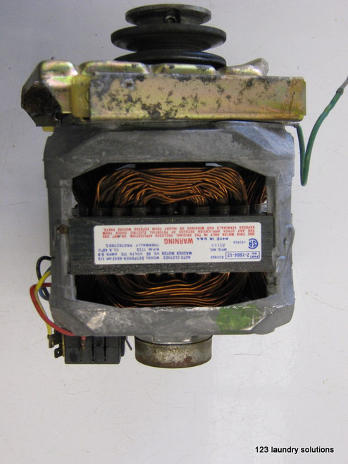 Maytag Top Load Washer Motor Part#12002351 #2-1664-12 12685