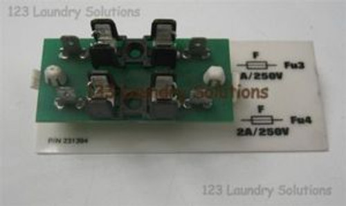 * Washer Fuse Assy. 2A/250V Unimac 231394