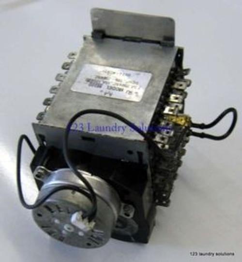 Milnor Front Load Washer 60hz 120V Timer #09T044C37