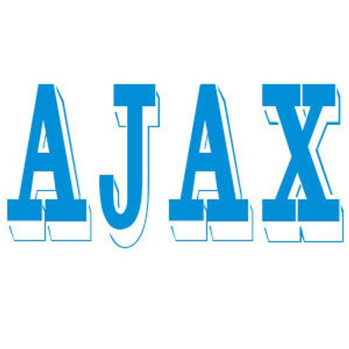 Ajax #00115 - TERMINAL SPADE-1/4 FEMALE