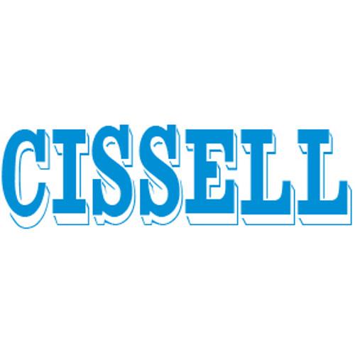 Cissell #00112 TERMINAL SPADE-3/16 FEMALE