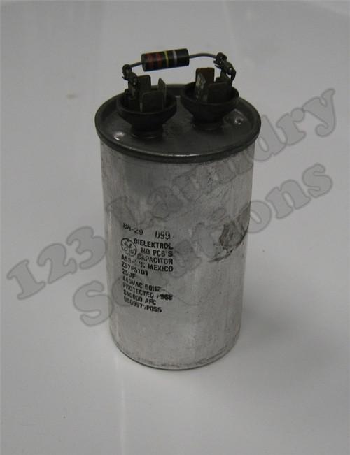 * Washer Capacitor 50/60 HZ Huebsch, 81627