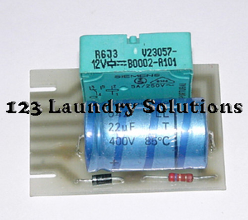 Front Load Washer Circuit Board Primus 346-001-025 Used