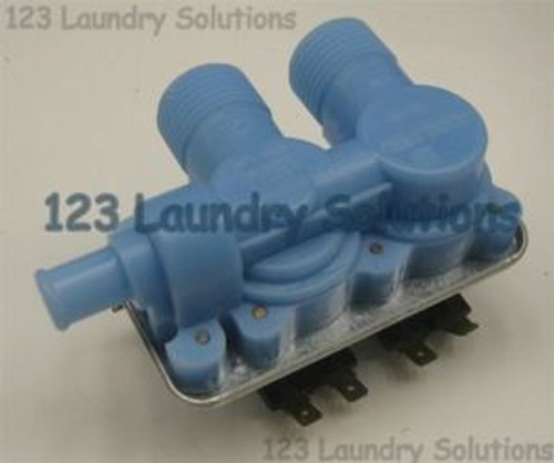 Electrolux Washer  Water Valve # 5303207418, 120 volts