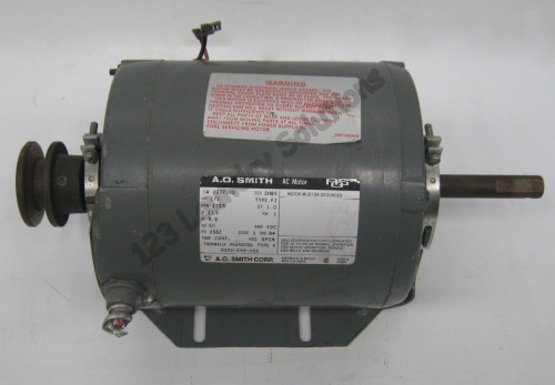 Dexter Single Pocket Dryer 115V Motor 1PH 9376-259-006