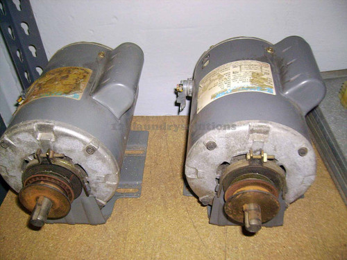 Speed Queen Stack Dryer Motor 1/2 HP - 1PH 60HZ 430163P