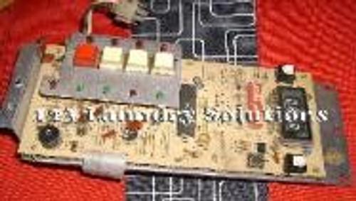 Speed Queen Huebsch Cissel Dryer CPU Board Part Number M406629