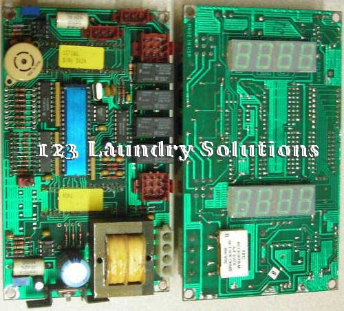 ADC Dryer Board, American Dryer Control Board Part Number 1371612