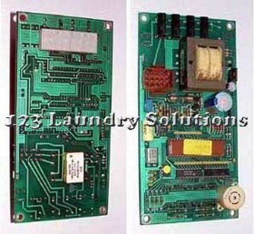 ADC DRYER BOARD, AMERICAN DRYER CONTROL BOARD PART NUMBER 137127