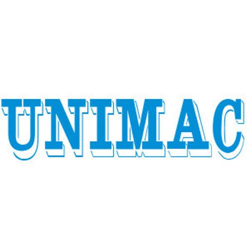 Unimac #F017014501 - GSKT DR UW60-100 NEOPRENE GREY