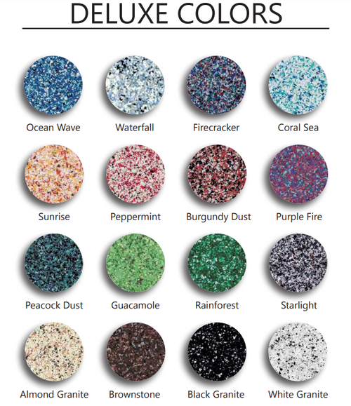 Deluxe Color Chart