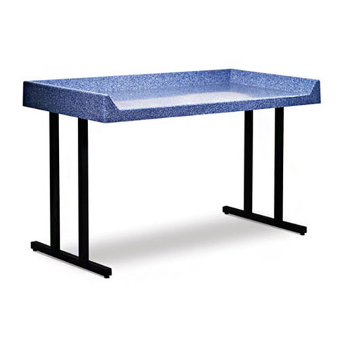 "Fiberglass Folding Table 24"" L x 48"" W 78 lbs. - TFD 244"