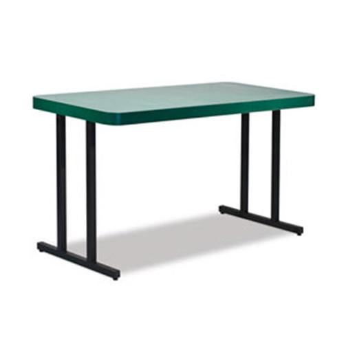"""Fiberglass Laminate Table 24"""" L x 48"""" W 68 lbs. - TFL or TFPR 2448"""