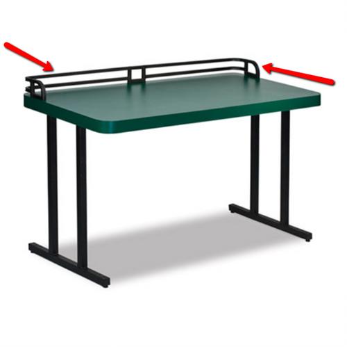 TFL Backstops (for 6' tables) - TFL B 6