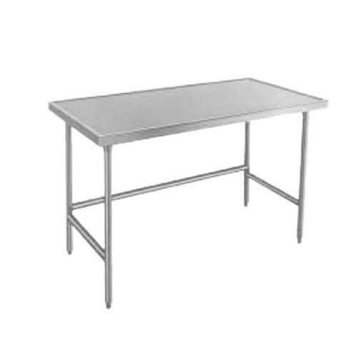 Stainless Steel Unit (No Backsplash and No Undershelf) - SST 245 NS
