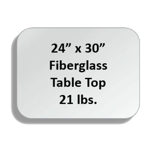 Fiberglass Tabletops - SQF-2430