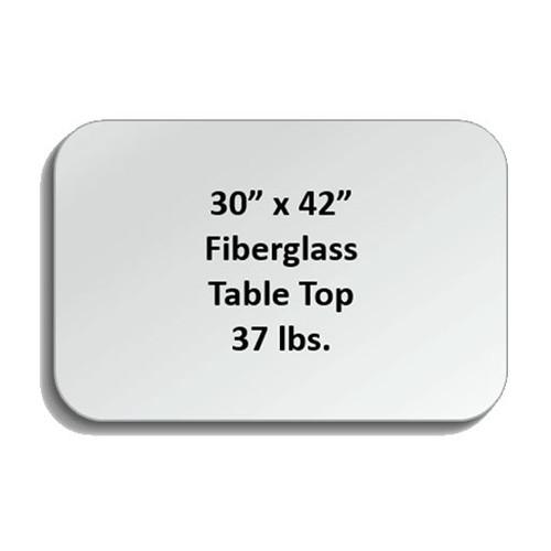 Fiberglass Tabletops - SQF-3042
