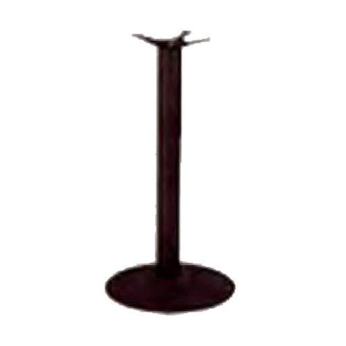 Steel Table Bases (Round Base Bar Height) - TR18-BH
