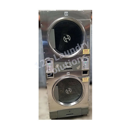 Huebsch 30lb Stack Dryer 120V 1 phase DTCK9910006665 ( USED)