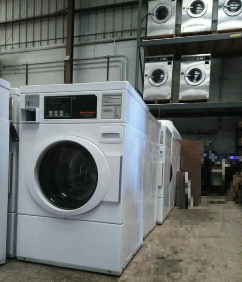 Speed Queen Horizon Washer SWFB71WN 120v 60Hz 9.8AMPS Refurbuished