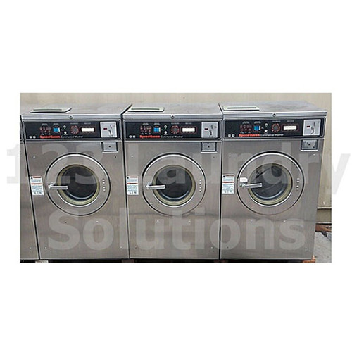 Speed Queen 20Lb. Front Load Washer SC20MD2OU60001 220V 60Hz (Used)