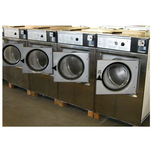 Wascomat Front Load Washer W125 1PH 35 lbs Capacity Stainless Steel Refurbished