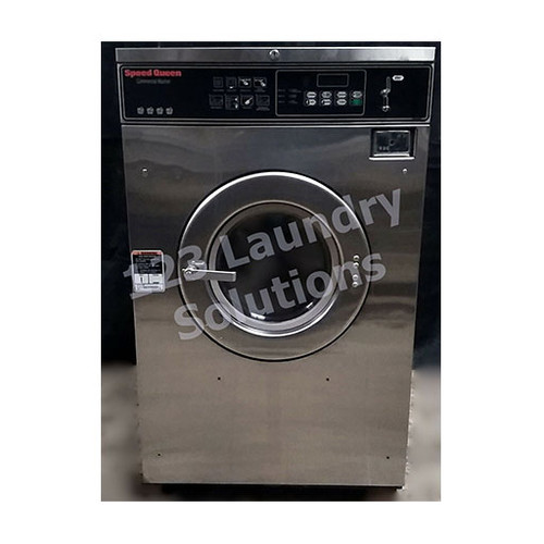 Speed Queen 35lb Stainless Steel Washer 3PH 208-240V 1000179441 (USED)