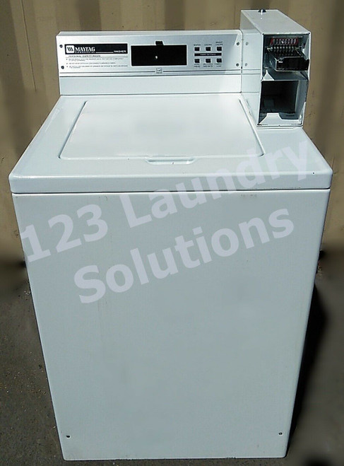 Maytag Coin Operated Top Load Washer 120V 60HZ 10243390JC (Refurbished)