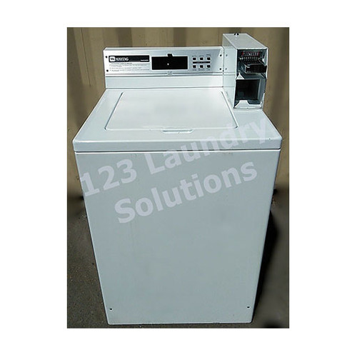 Maytag Coin Operated Top Load Washer 120V 60HZ 10902874JC (Refurbished)