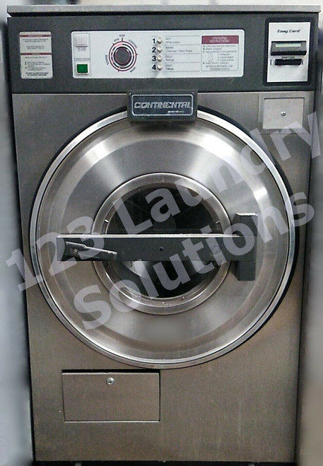 CONTINENTAL 30LB FRONT LOAD WASHER 3PH 208-240V L1030CR211510