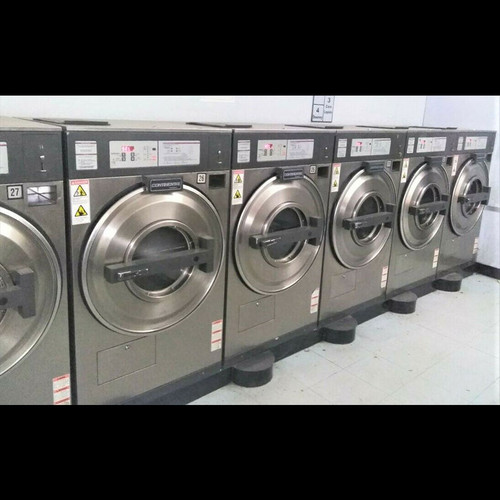 CONTINENTAL 30 LBS FRONT LOAD COMMERCIAL WASHER L1030CM2131 SERIAL #1018725F06