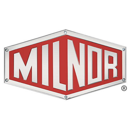 Milnor # 01 10586 GRAPHIC PNL TIMER COINS MACH