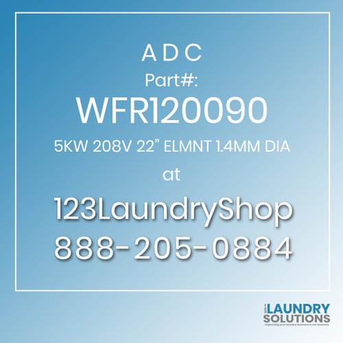 ADC-WFR100468-4-WAY MAC VALVE, 24VAC