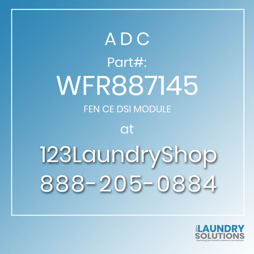 ADC-WFR887145-FEN CE DSI MODULE